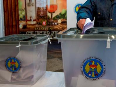 выборы мэра кишинева 2015