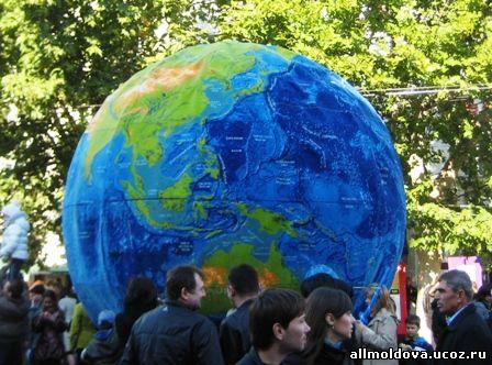 День города Кишинева 2010